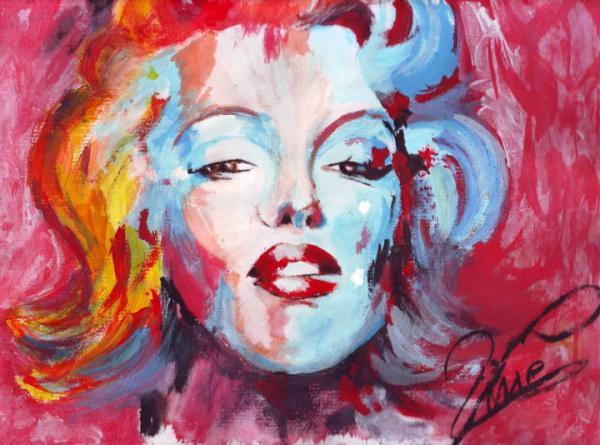Marilyn Monroe par shipie